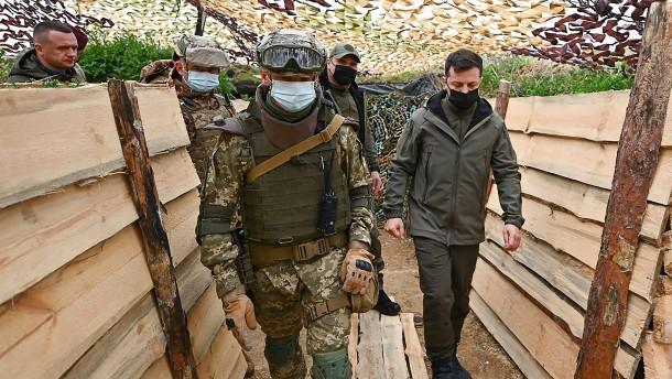 Warum Deutschland der Ukraine Waffen liefern sollte