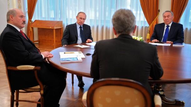Eine EU  à la Putin