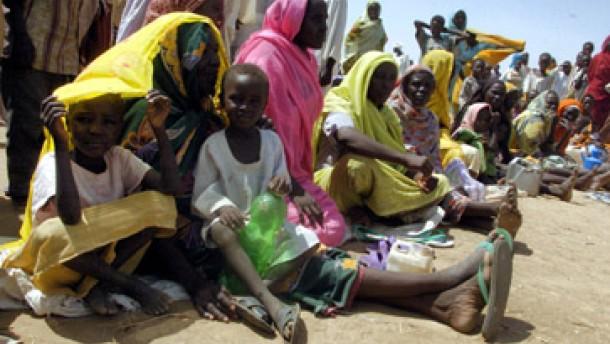 Sudan: Intervention nicht mehr ausgeschlossen