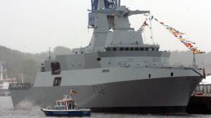 Bundesregierung bewilligt Kriegsschiff-Export nach Ägypten