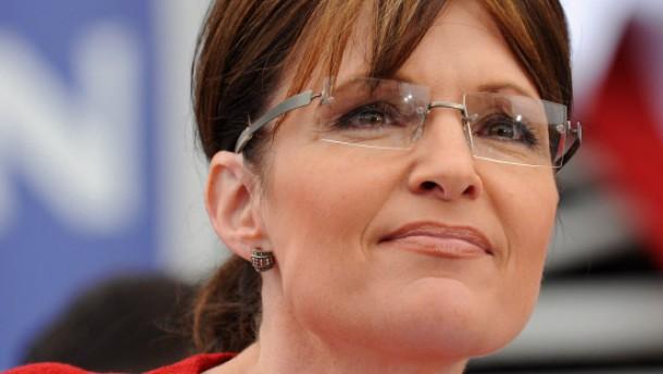 Palin: Ohne mit der Wimper zu zucken