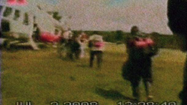 Video soll Spekulationen um inszenierte Befreiung widerlegen