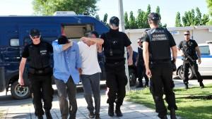 Türkische Soldaten bitten Griechenland um Asyl