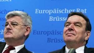 Schröder will Waffenembargo Ende Juni aufheben