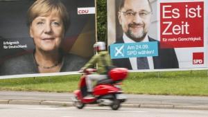 SPD-Mitglieder sollen über Koalition entscheiden