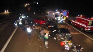 Polizei relativiert Unfallhergang bei Magdeburg
