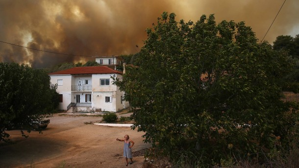 Wie Griechenlands Regierung auf die Klimakrise reagiert