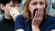 Bangen in Beslan