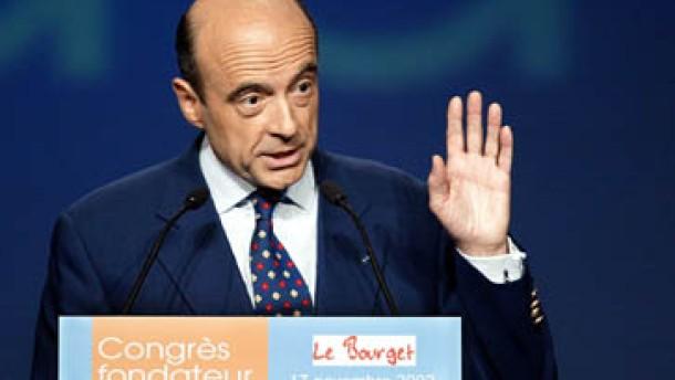 Juppé zum ersten Chef der neuen Chirac-Partei gewählt
