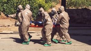 Ärzte bestätigen Giftgas als Todesursache