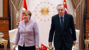 Das Ende der Merkelsgeduld