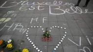 Ende der Idylle?: Trauer um die Opfer des Terrors in den Straßen von Brüssel