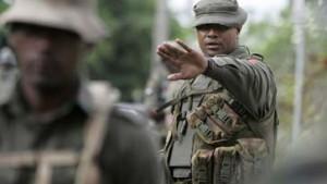 Militär putscht auf den Fidschi-Inseln