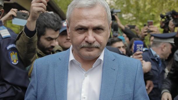 Rumänien lockert Strafen für Korruptionsdelikte