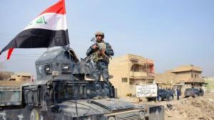 Irakische Armee befreit Teil von Mossul