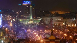 Gericht verbietet Demonstrationen in Kiew