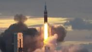 Orion-Testflug erfolgreich gestartet