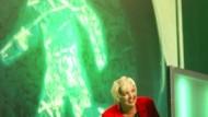 Tritt wieder in den Vordergrund: Claudia Roth