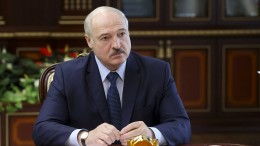 Lukaschenka tritt neue Amtszeit an