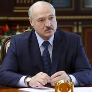 Der belarussische Präsident Aleksandr Lukaschenka