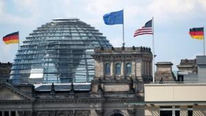 Amerikaner sauer über Merkels Wutanfall