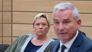 Es kann nur eine geben: Thomas Strobl verzichtet auf die Spitzenkandidatur der CDU Baden-Württemberg zugunsten von Kultusministerin Susanne Eisenmann.