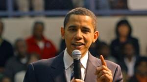 Umfragen sehen Obama deutlich vor Clinton