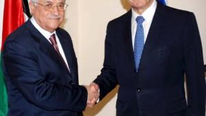 Olmert und Abbas einig über Palästinenserstaat