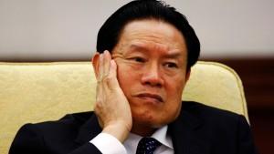 Chinas wohl größter Korruptionsskandal