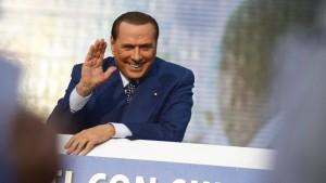 Keine Rechnung ohne Berlusconi