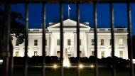 Weißes Haus kurzzeitig evakuiert