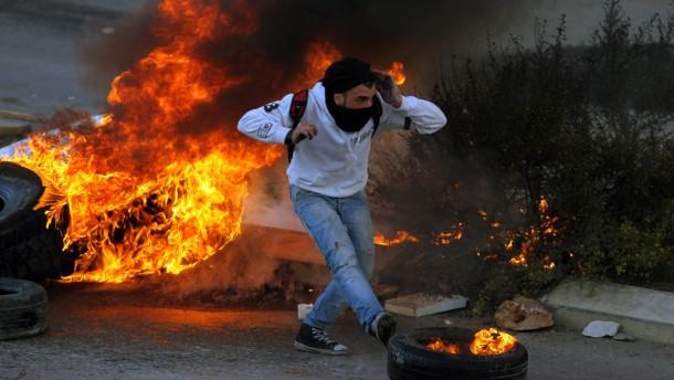 Keine Ruhe in Gaza