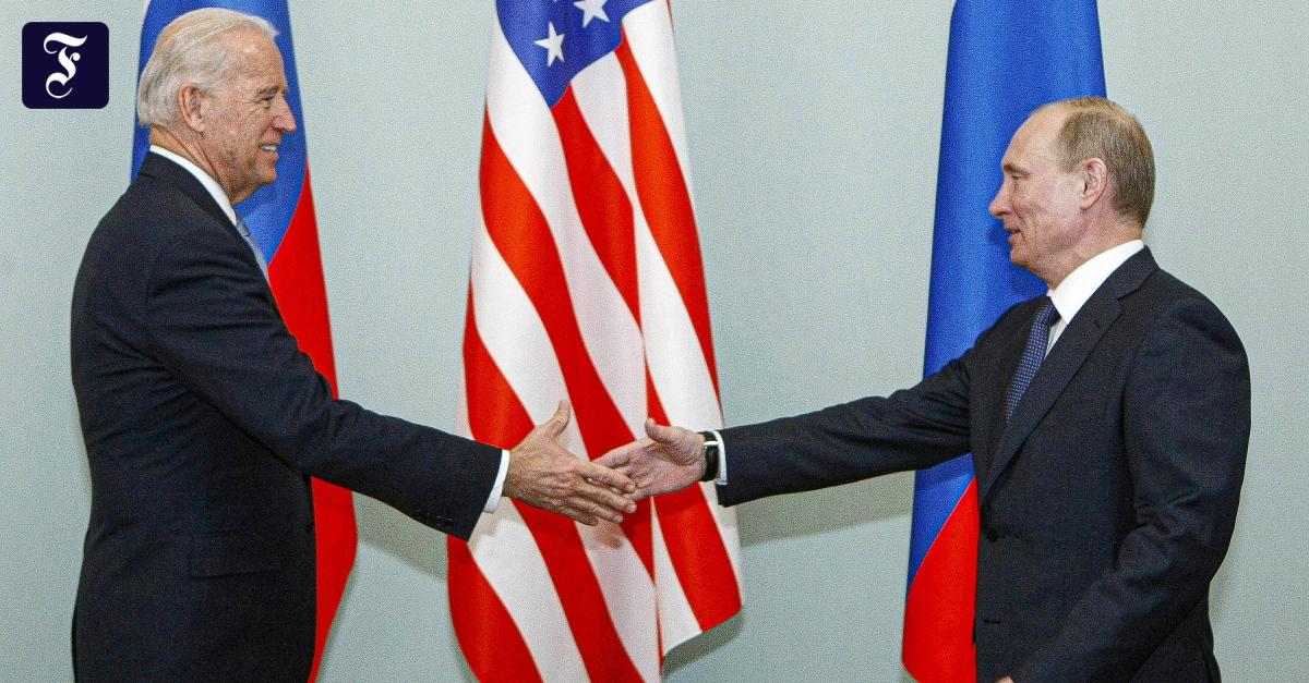 Treffen von Biden und Putin: Entspannung auf niedrigem Niveau?