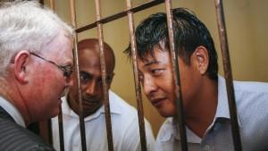 Indonesien lehnt Berufung von Todeskandidaten ab