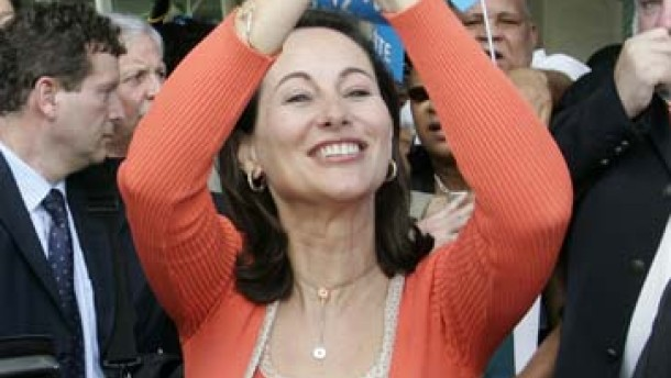 Ségolène Royals Loblied auf die Nation