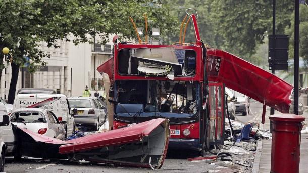 Britischer Geheimdienst warnt vor Anschlägen