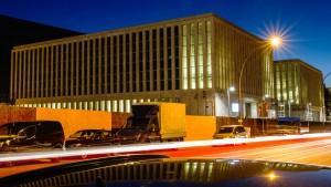 Bundesanwaltschaft klagt mutmaßlichen Spion an