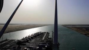 Keine Durchfahrt für iranische Kriegsschiffe