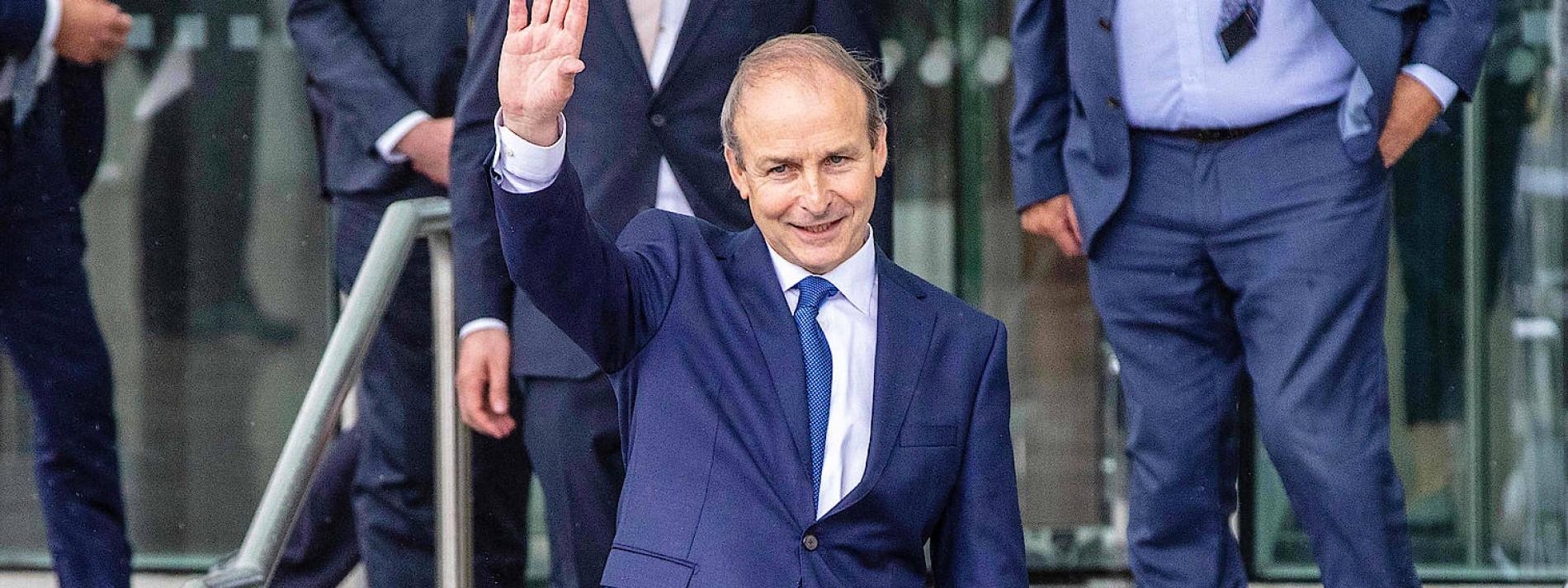 Irlands Parlament wählt Micheal Martin zum Premierminister