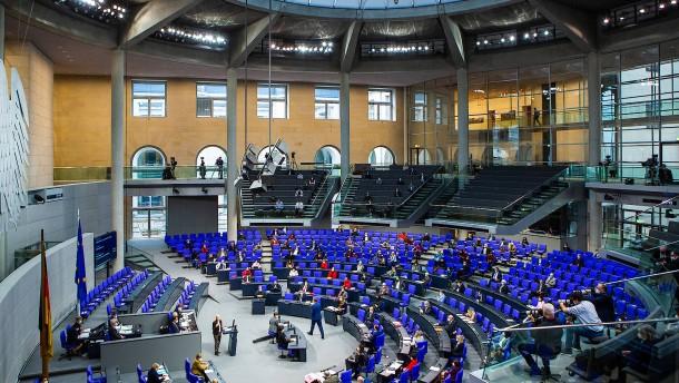 Wird es im nächsten Bundestag heiß hergehen?