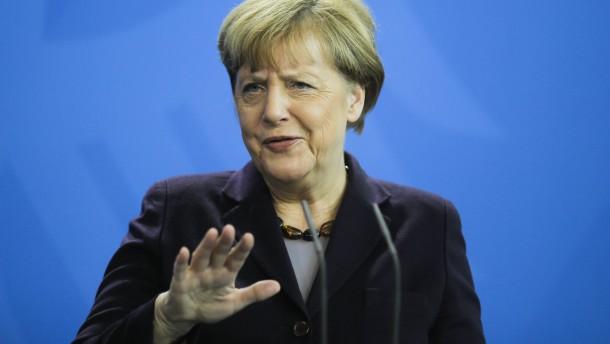 Merkel lässt Seehofer abblitzen