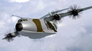 Einsparungen bei Militärtransporter A400M