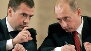 Gasprom-Manager kandidiert für Präsidentschaft