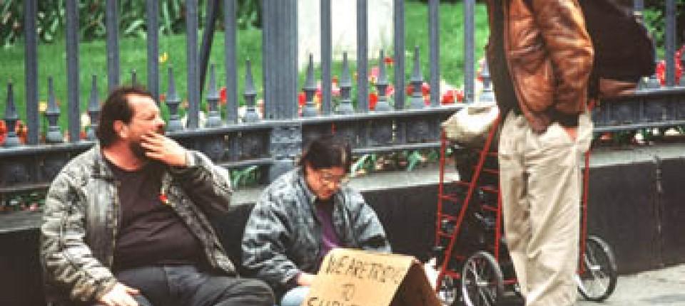 New York: Hilfsorganisationen sprechen von einer Hungerkrise ...