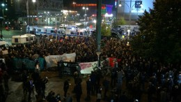 Hunderte demonstrieren gegen AfD