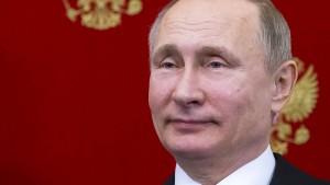 Weltpolitik in Moskau