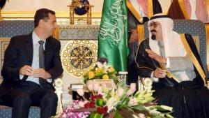 Für arabische Interessen und gegen Iran