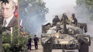 Prorussische Partei gewinnt Wahl in Südossetien
