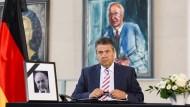 Gabriel: CDU gefährdet Kohls Vermächtnis