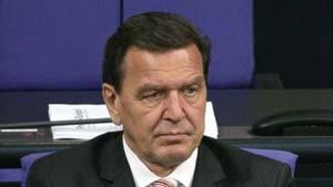 SPD schont Schröder